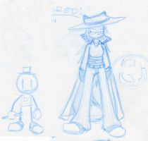 Humpty project concept sketch2 by origamidude