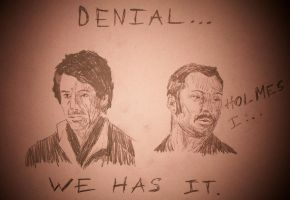 Denial by pipilo