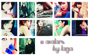 Icons by Tarja2
