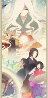 : Mushishi : by Nacura-G