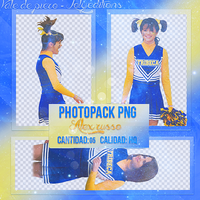 Photopack PNG - Alex Russo by Lolyeditiones