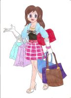 Retail therapy by animequeen20012003