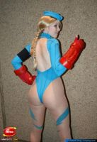 Cammy Cosplay Ikuy 36 by TheUnbeholden