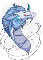 Isis the Pearlcatcher [commission] by Dragnia