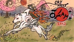 Cry plays Okami by Erry