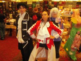 Pandora Hearts Cosplay by Death-the-Girl88