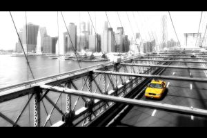Yellow Taxi by TOneil