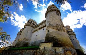 Pierrefonds Castle 4 by debahi