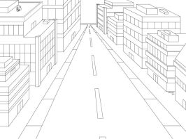 City Scape WIP by somechick73