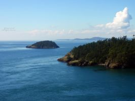 Deception Pass Isles by ArtSoul777