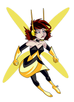 Wasp by Shellsweet