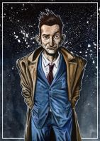 Dr Who by pauljholden
