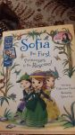 Sofia The First Princesses To The Rescue Book by Mileymouse101