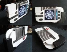 River Song PDA, Dr Who prop by Hordriss