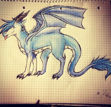 lets get dragonic by Lalaloraa