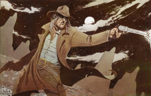 the Saint of killers by TylerChampion