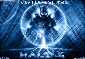 Wallpaper Halo 4 Wake Up John V2 by DecadeofSmackdownV3