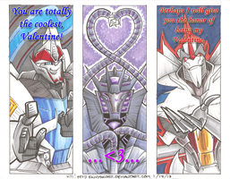 VALENTINES FOR FILTHY ROBOSEXUALS 5 by EnvySkort