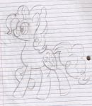 Pony Doodles: Pinkie Pie Trotting by WolfyOmega