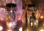 Star Wars Candle Jar by Bonniemarie