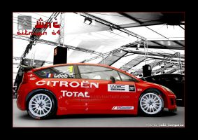 C4 WRC by gtimages