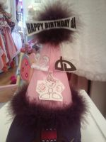 BIRTHDAY HAT CONTEST ENTRY by MagicalOtaku