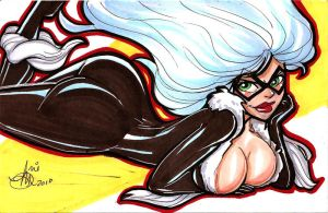 Black Cat Week by mainasha