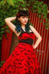 Rockabilly Girl by 13-Melissa-Salvatore