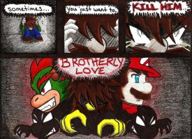 Brotherly Love .:FanThingy:. by TheMonica180