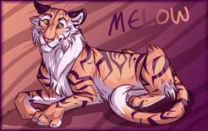 Mr Melow by Kaylink