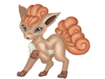 Vulpix by Miri33