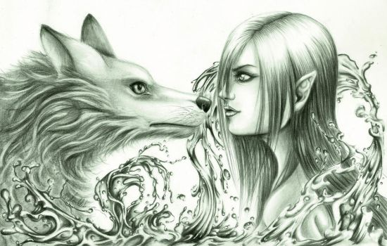 Ophelia #10 by OpheliaArts