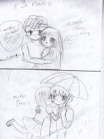 25 DIFFERENCE CHALLENGE,3-RAIN by sugarsugarsnow