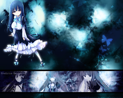 Wallpaper-Frederica Bernkastel by xXxRisachanxXx