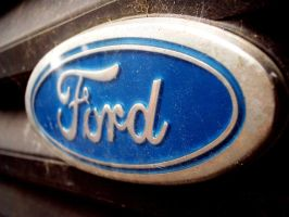 Ford Badge by darkhoodness