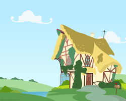 Noah's Place In Ponyville by Noah-x3