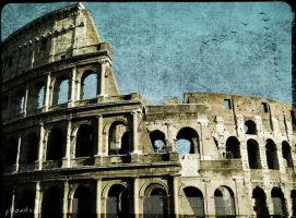 colosseum by psioniks