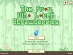 The Frog Who Loved Strawberries by monkeyzav