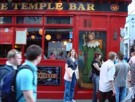 Still life.  Temple Bar by Davidk1960