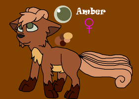 PARPG: Amber reference sheet by Maple467
