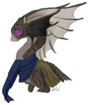 FR - Kuzo the ...Fae? by Enement
