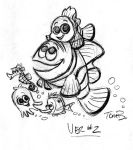 Nemo Cover sketches pt2 by tombancroft
