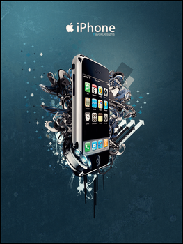 iPhone by DoyIe-Gfx