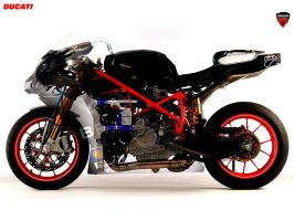 DUCATI Interior by KeepItMetall