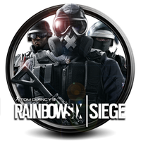 Rainbow Six Siege Png Icon by S7 by SidySeven
