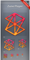 Icon Zune Player by ncrow