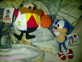 .:SonEggman:. SEGA Sports Idol by SEGAMew