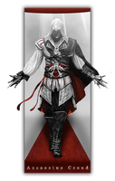 Assassins Creed v2 by JohnBeuren