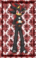 Shadow the Hedgehog by Athena-Tivnan