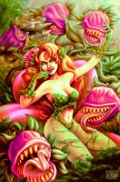 Poison Ivy by Flopa